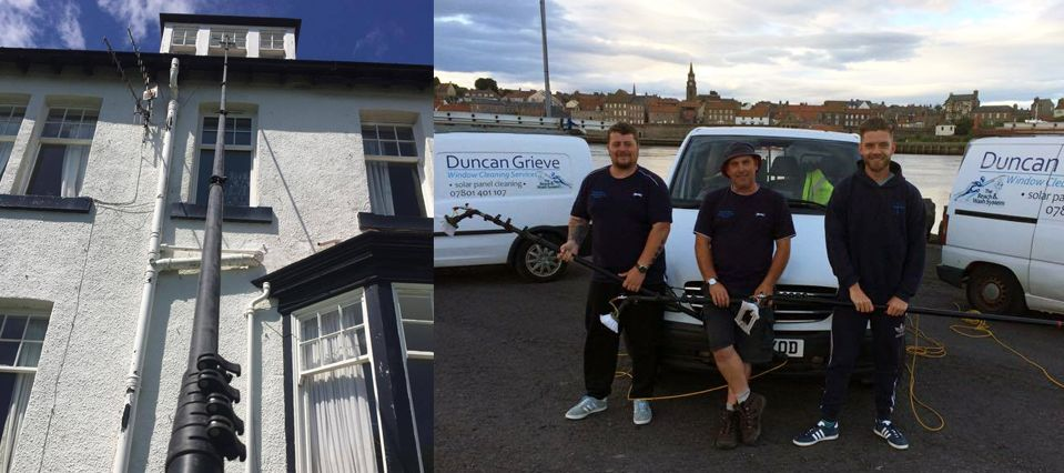 Duncan Grieve Window Cleaning Services