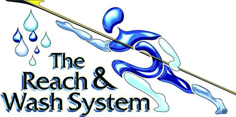Reach and Wash System